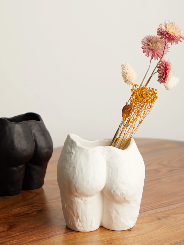 Anissa Kermiche Popotin ceramic vase