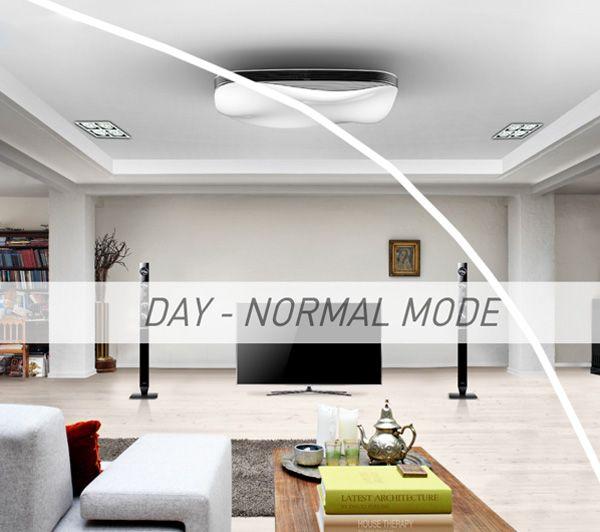 Water Wave Air Conditioner By Min Seong Kim Yanko Design Design Condizionatori Soffitto