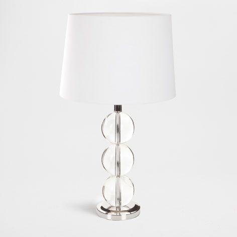 Three face glass lamp - Lamps  - Decoration | Zara Home Turkey