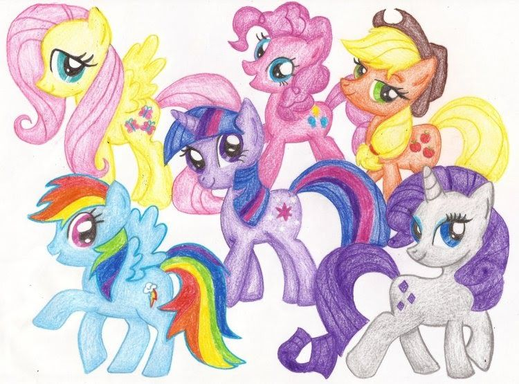 Paling Bagus 20 Wallpaper Lucu Kuda Poni Di 2020 My Little Pony
