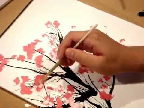 How to draw greeting cards in 2 minutes part 1 blue flower how to draw greeting cards in 2 minutes part 1 blue flower within ccuart Image collections