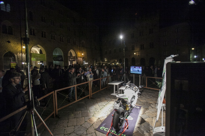 Energica @ Priori Square, Volterra 2013, BPER Energica International Vip&Charity Event