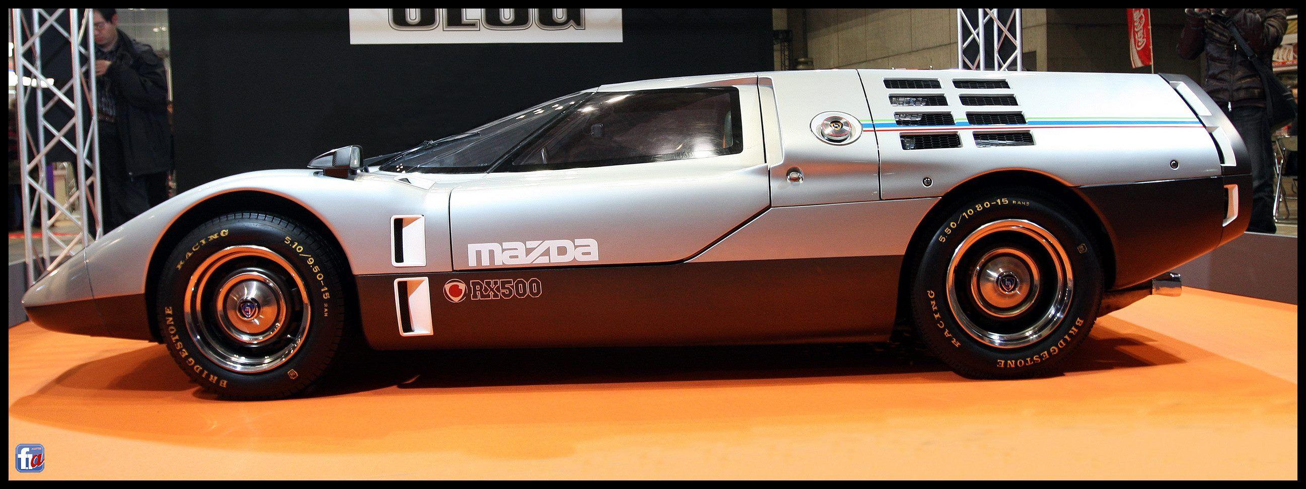 Kekurangan Mazda Rx500 Harga