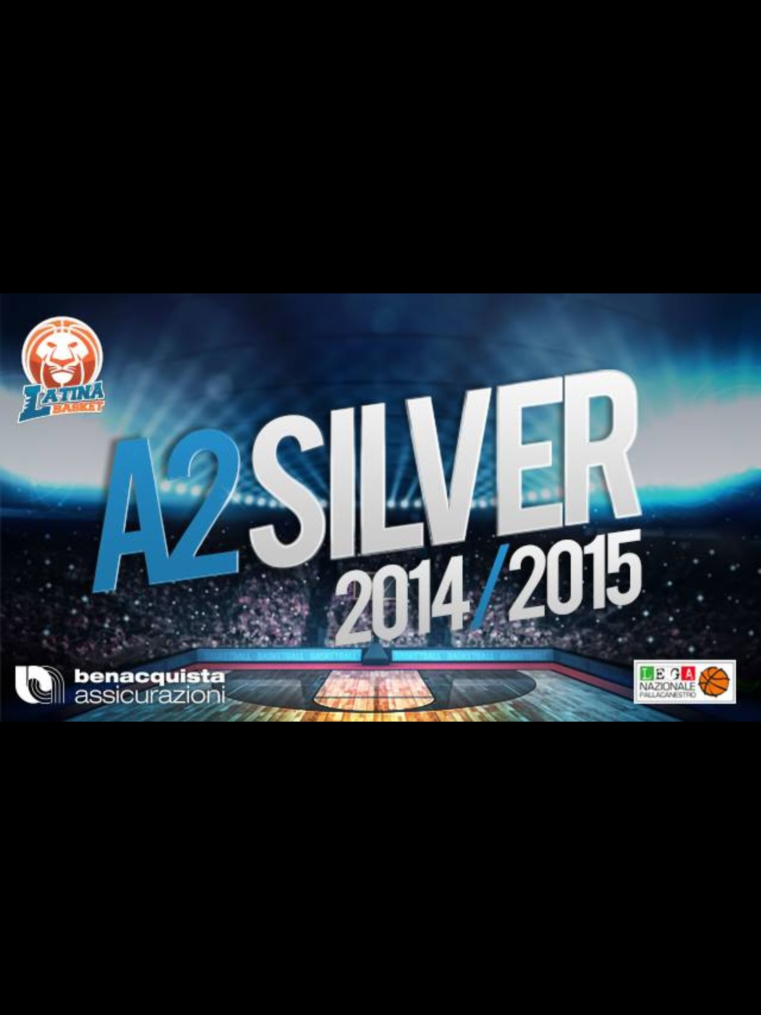 Latina basket #A2 #Silver