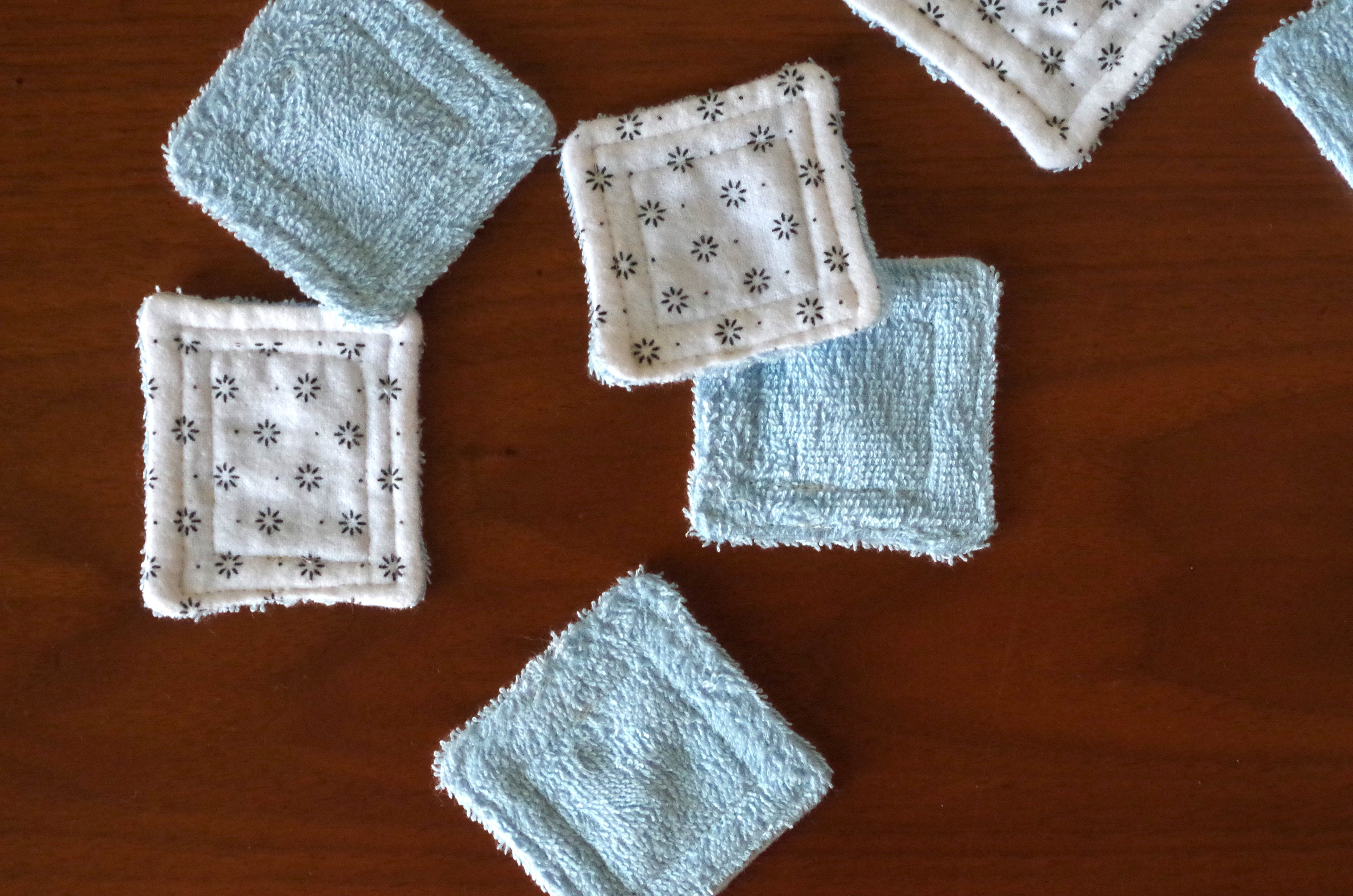 Zero Waste Beauty // Reusable Makeup Remover Wipes by