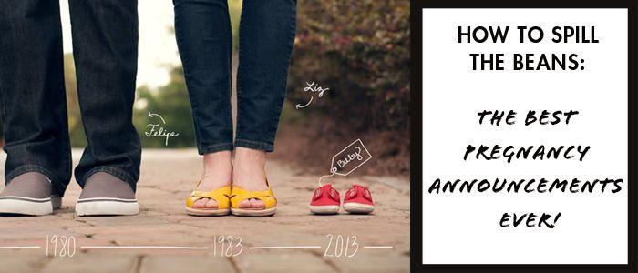 17 Best images about Pregnancy announcement – Best Baby Announcement