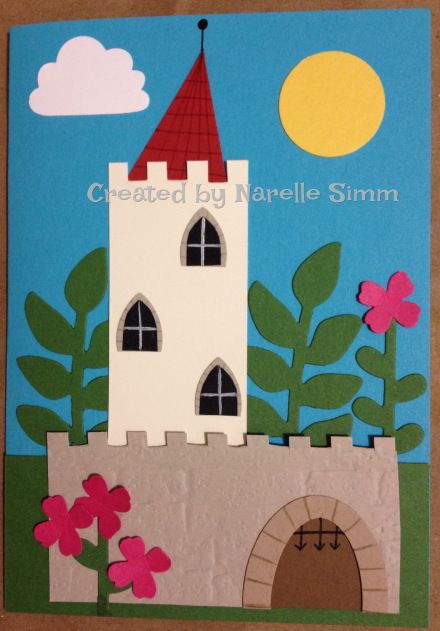 Little Kingdom Castle Ben Holly Made by Narelle Simm