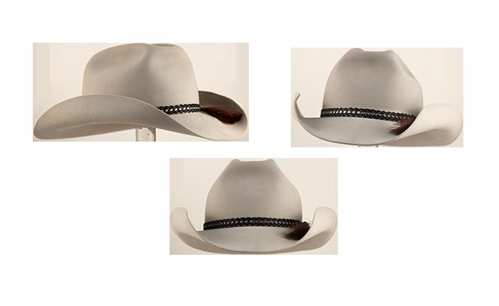 7e8311b9956 Bulldogger O Farrell s hats  Cowboy  Hats  Western Custom Hats