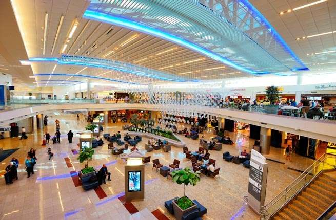 Most HighTech Airports In The US - Biggest airport in usa