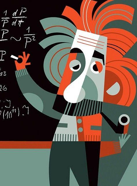 Einstein - Pablo Lobato