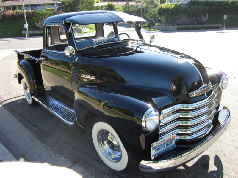 Chevrolet : Other Pickups 3100 Deluxe in Chevrolet | eBay Motors ...