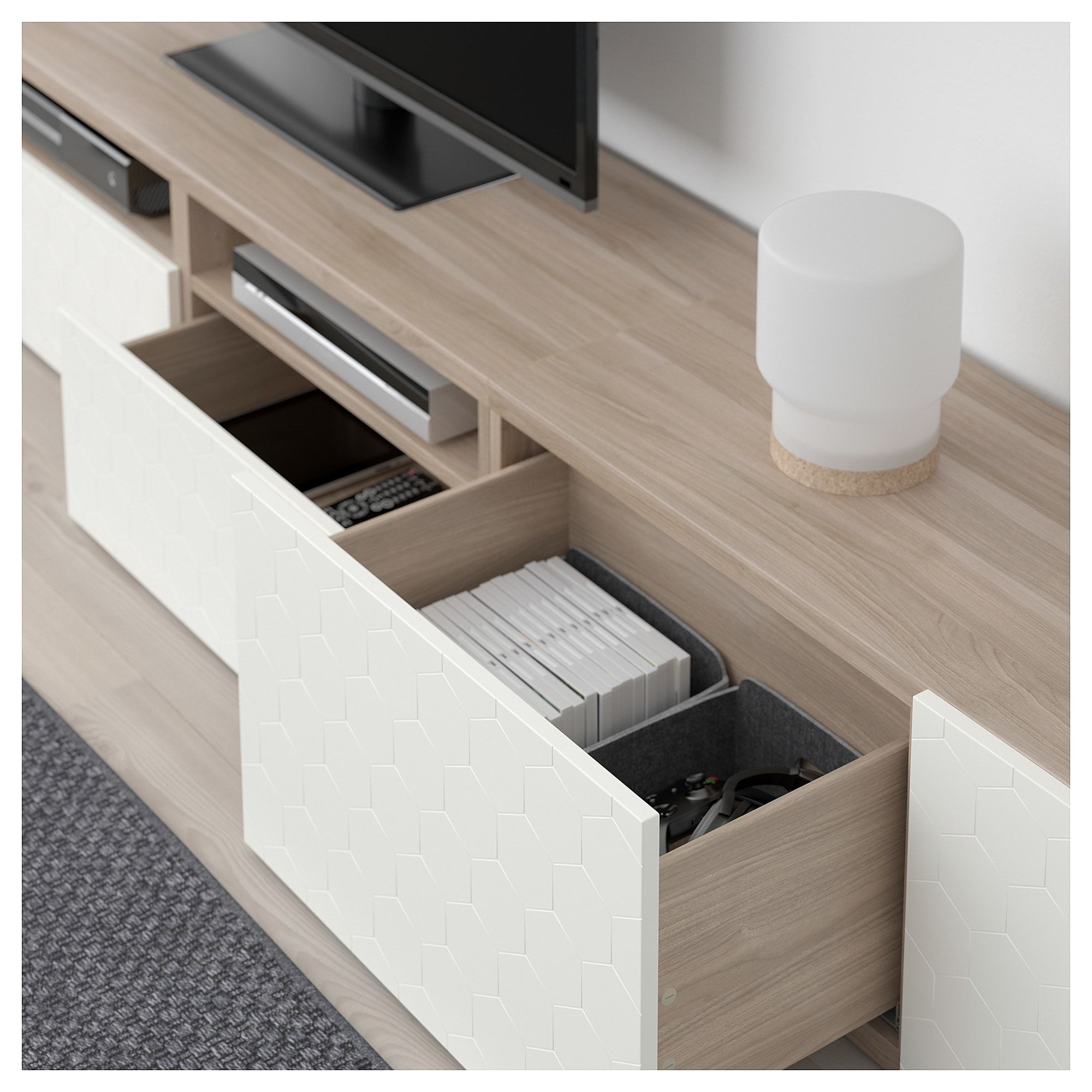 Furniture Home Furnishings Find Your Inspiration In 2021 Tv Storage White Storage At Home Furniture Store