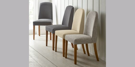 Como Set Of 2 Belgian Soft Twill Light Natural From The Next Uk Online