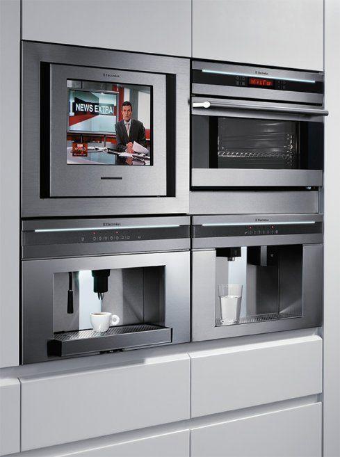 European Kitchen Liance Design