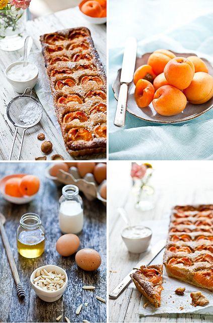 happy weekend & apricot tart | Recettes de cuisine, Recette et Idée recette