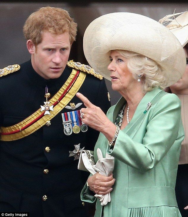 How Camilla's Hunting For Wife For Prince Harry
