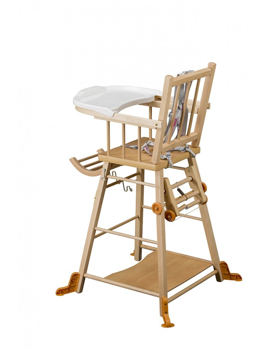 Chaise Haute Marcel Transformable Chaises Fabrica