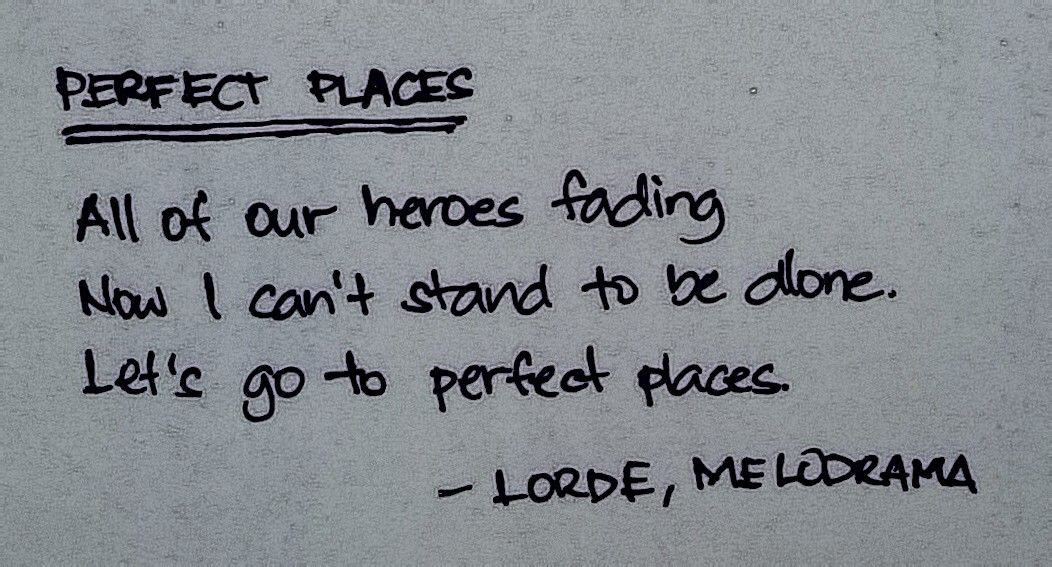 Pinterest: ☯lola☯ | ☯ℓγяιϲѕ☯ | Pinterest | Lorde, Lorde lyrics ...