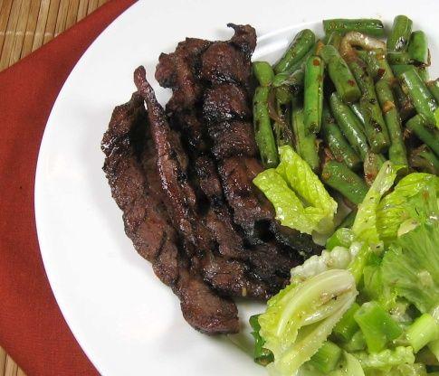 Bulgogi (Korean Grilled or Broiled Beef) | Recipe | Beef ...