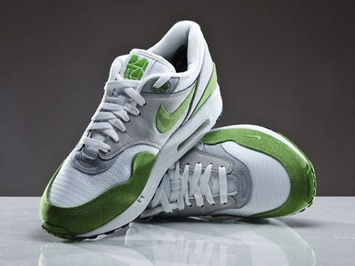 Nike x Patta Air Max 1 Chlorophyll : Sneakers