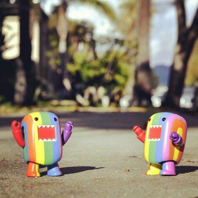 RainbowDomos.
