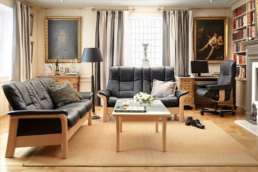 Tips That Help You Get The Best Leather Sofa Deal Stressless Furniture Ekornes Low Back Sofa