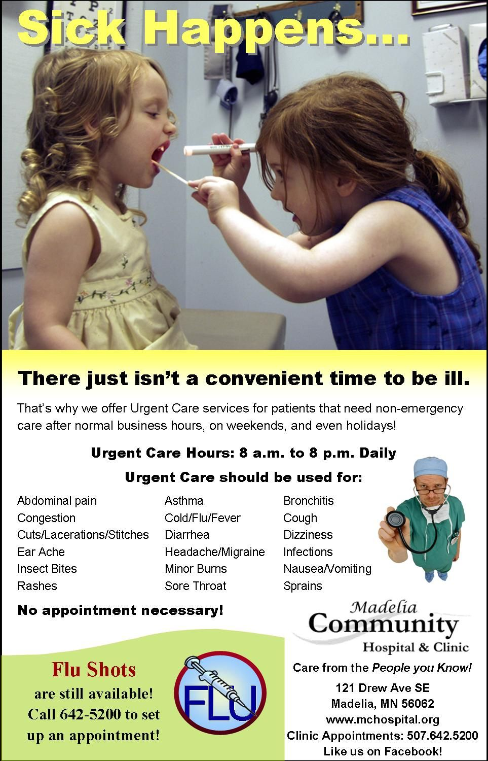 Pin on Advertisements for MCHC