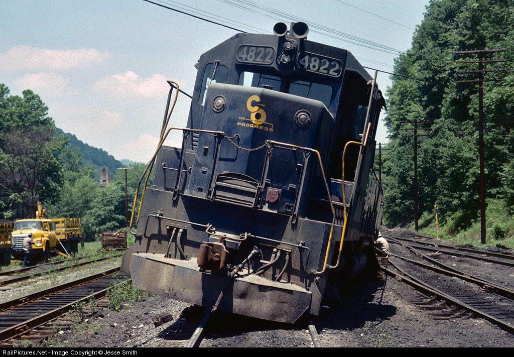 Photo CO 4822 Chesapeake & Ohio (C&O