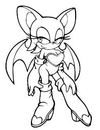 Risultati Immagini Per Sonic Immagini Da Colorare Immagini Colori