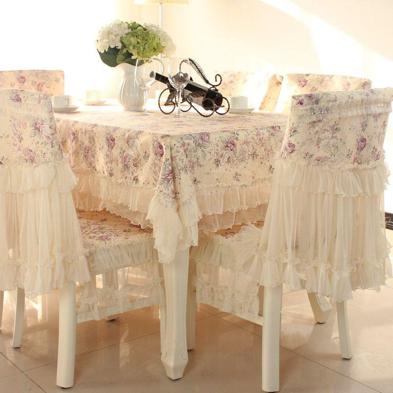 Maison de luxe textile 150 x 200 cm dentelle rectangulaire - Linge de table luxe ...