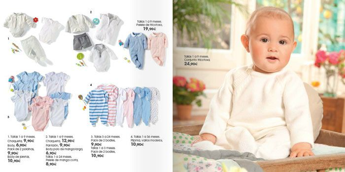 Catalogos De Ropa De Bebe Imagui Baby Face Pattern Baby