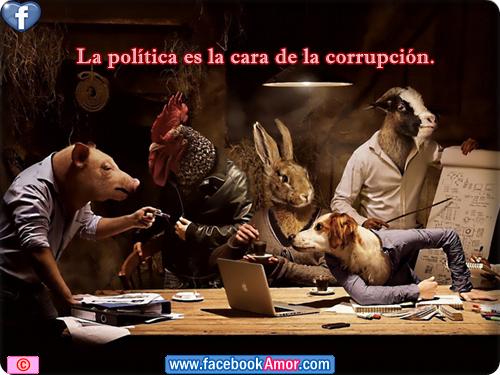 Frases Para Facebook P 2: Imagenes Graciosas Con Frases De Politica Para Facebook