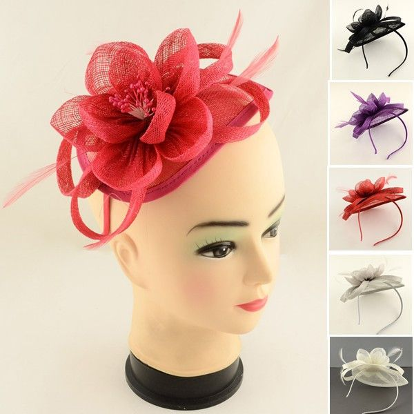 Popular Wedding Fascinator-Buy Cheap Wedding Fascinator lots from ... 5218178676e