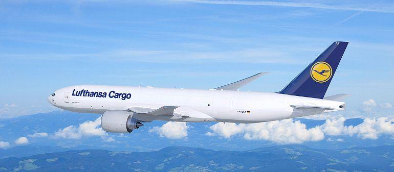 LufthansaCargo777Fforcfnetjpg (770×337) Boeing Pinterest Aircraft