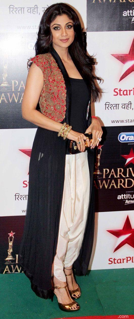 Modern Patiala Salwar with Stylish Upper jacket Style (1 ...