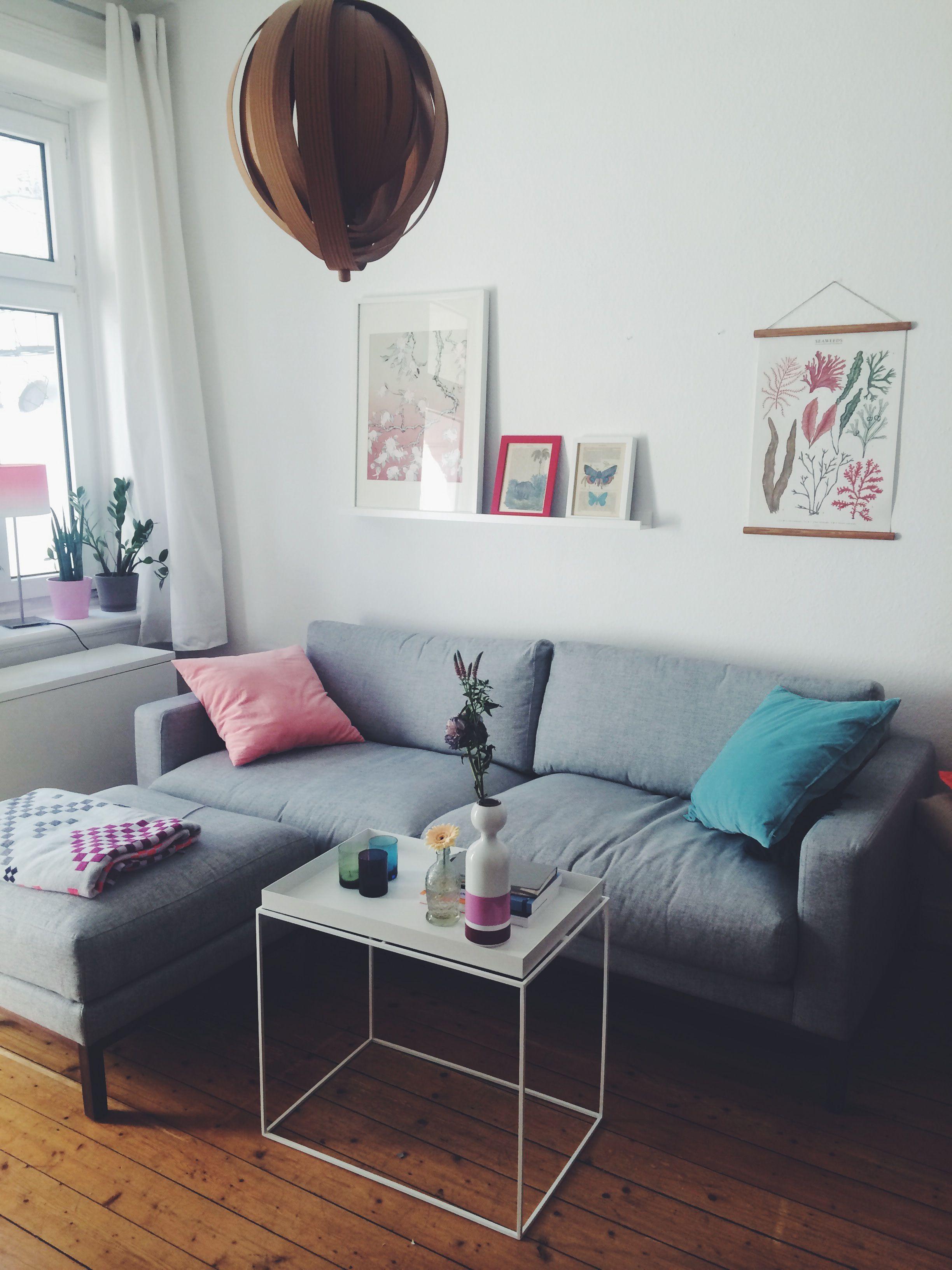 Bolia North Sofa, Hay Tray Table | Heima | Pinterest | Wohnzimmer ...