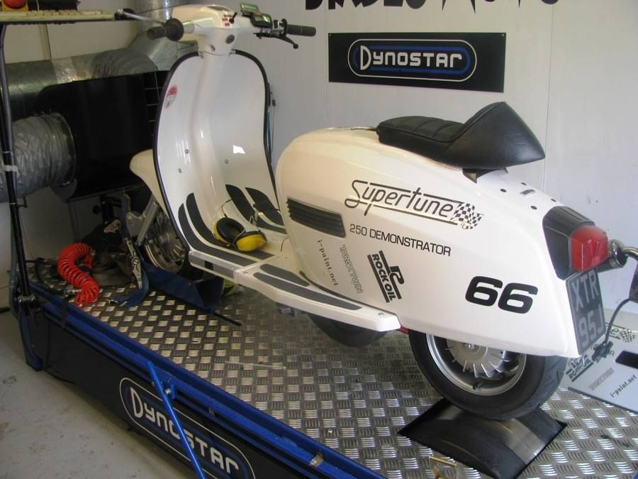 As With Any Project We Under Took The 100 Mph Lambretta Club Lambretta Club Racing