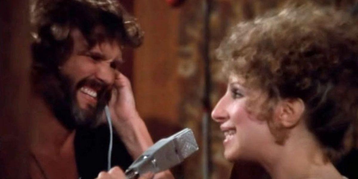 Barbra Streisand Kris Kristofferson Reunite 43 Yrs Later For A