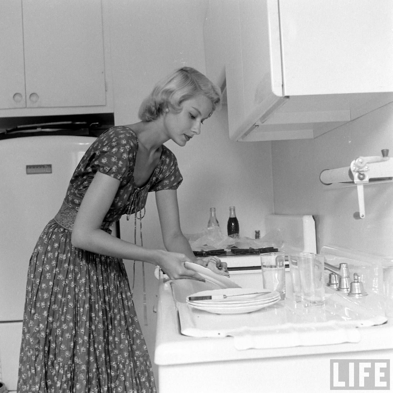1950\'s kitchen | 1950`s | Pinterest | Ama de casa retro, Casa retro ...