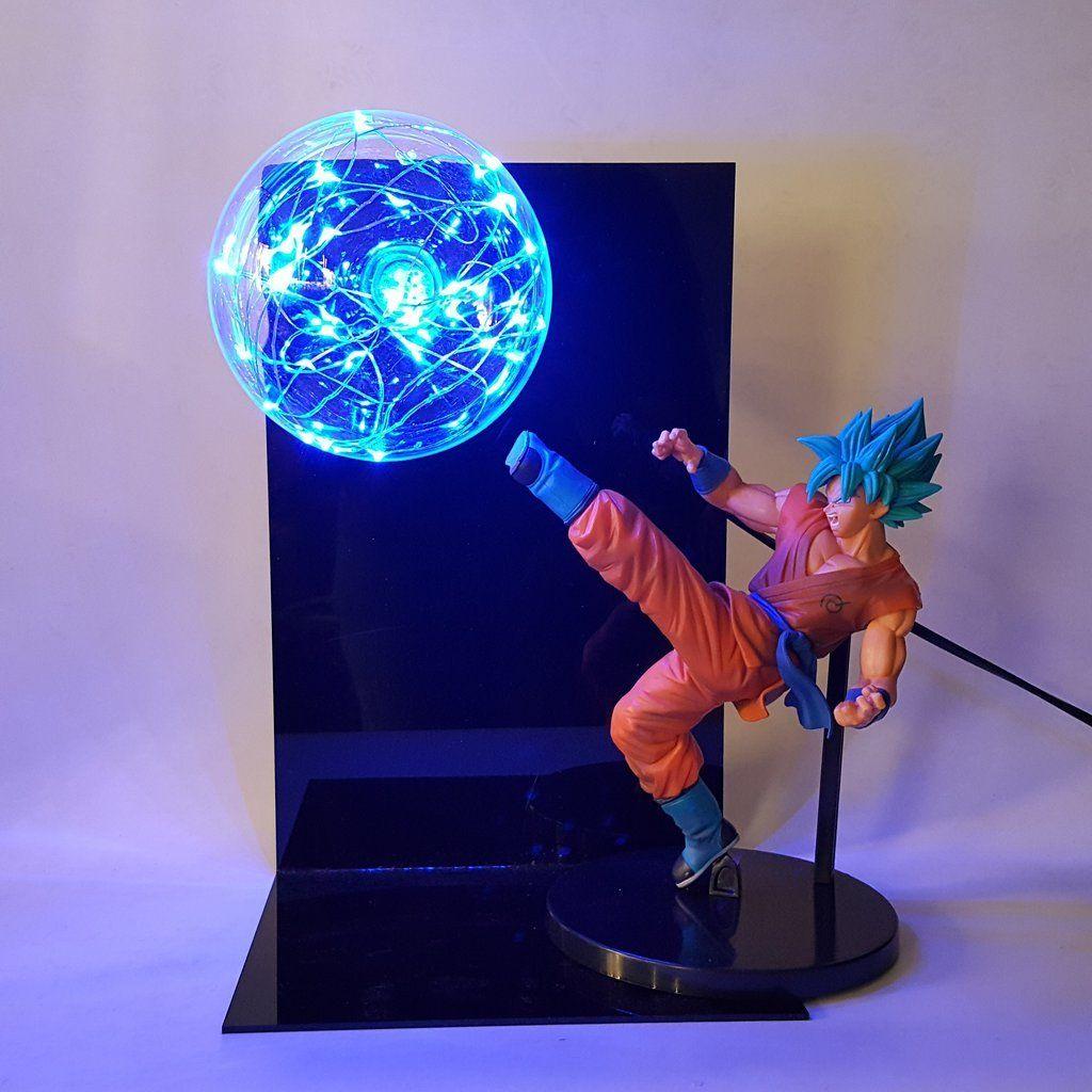 Naruto Uzumaki Naruto Rasengan Figure State Diy Lamp Action