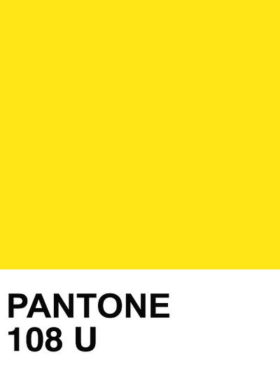 Gallery For Pantone Pale Yellow
