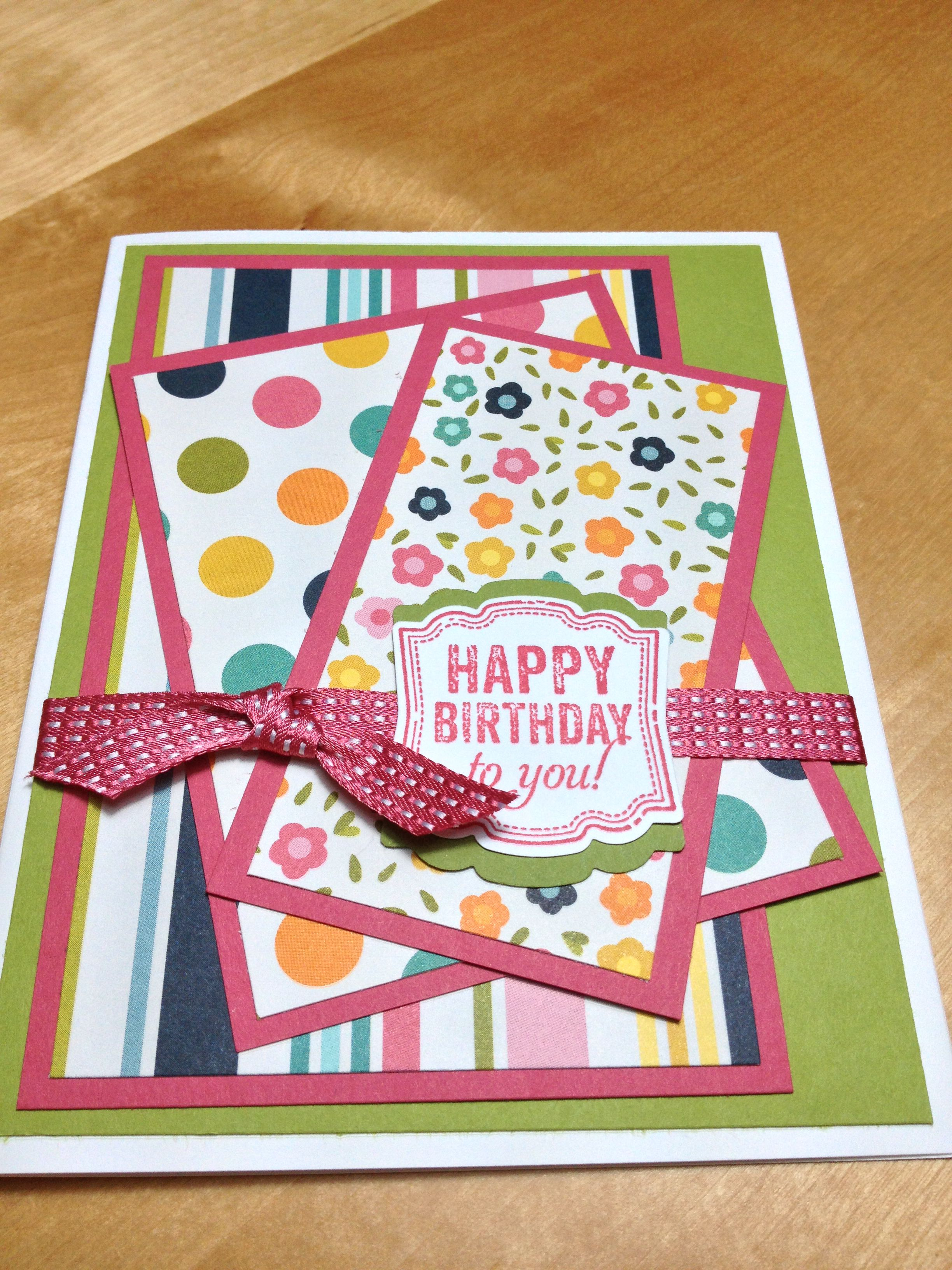Happy birthday card greeting cards pinterest happy birthday