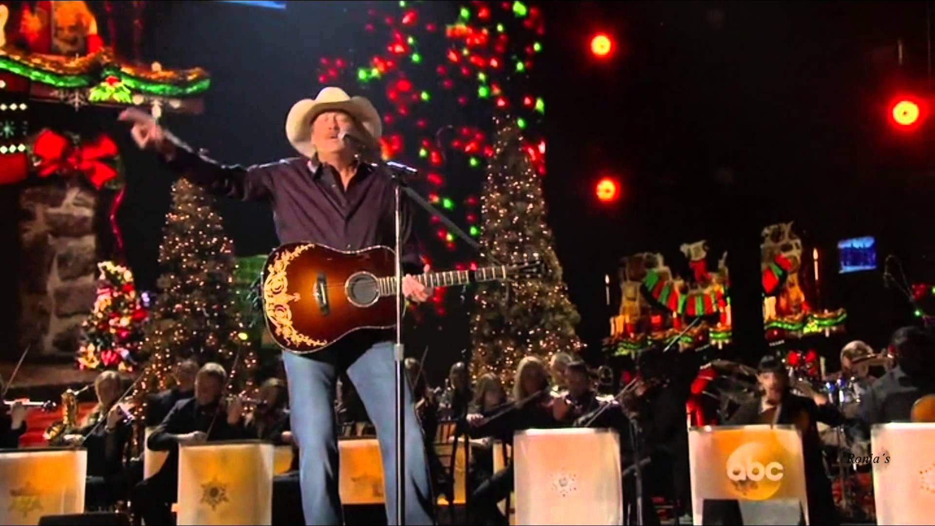 "Alan Jackson ""Let It Be Christmas"" ((CMA Country"
