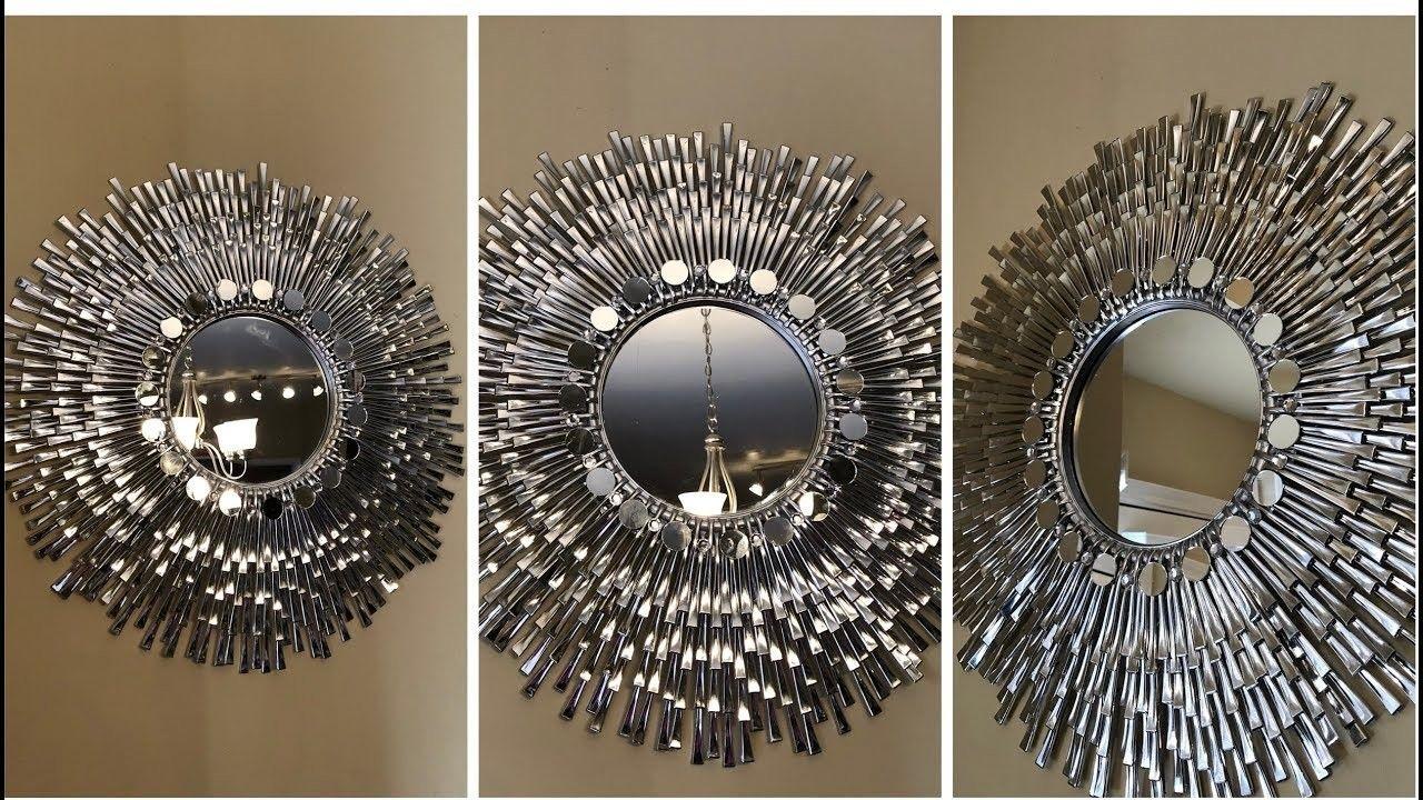 Dollar Tree Diy 24 Decorative Wall Mirror Dollar Tree Mirrors Wall Mirror Diy Dollar Tree Diy