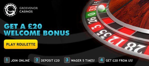 Grosvenor casino free bets dirt roulette