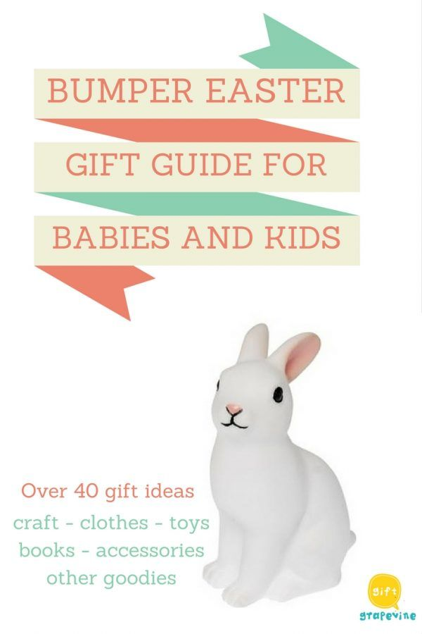 Baby and kids easter gift guide 2017 gift grapevine gift ideas baby and kids easter gift guide 2017 gift grapevine negle Choice Image
