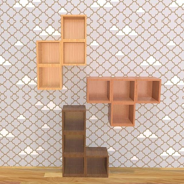 Do you like my work ? The brick #furnituredesign #furniture ...