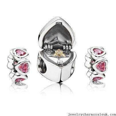 Pandora Charms Marry Me Set TW0157   Charm set, Pandora charms ...