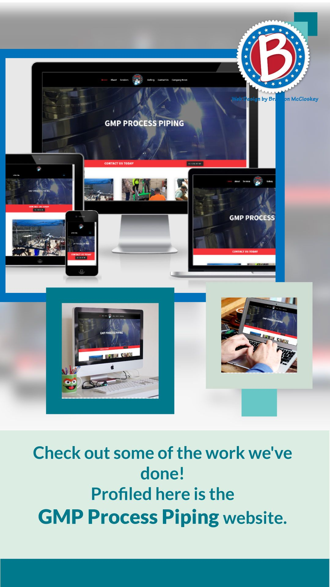 Check Out Some Of The Work We Ve Done Profiled Here Is The Gmp Process Piping Website Check It Out Here Website Profile Check It Out