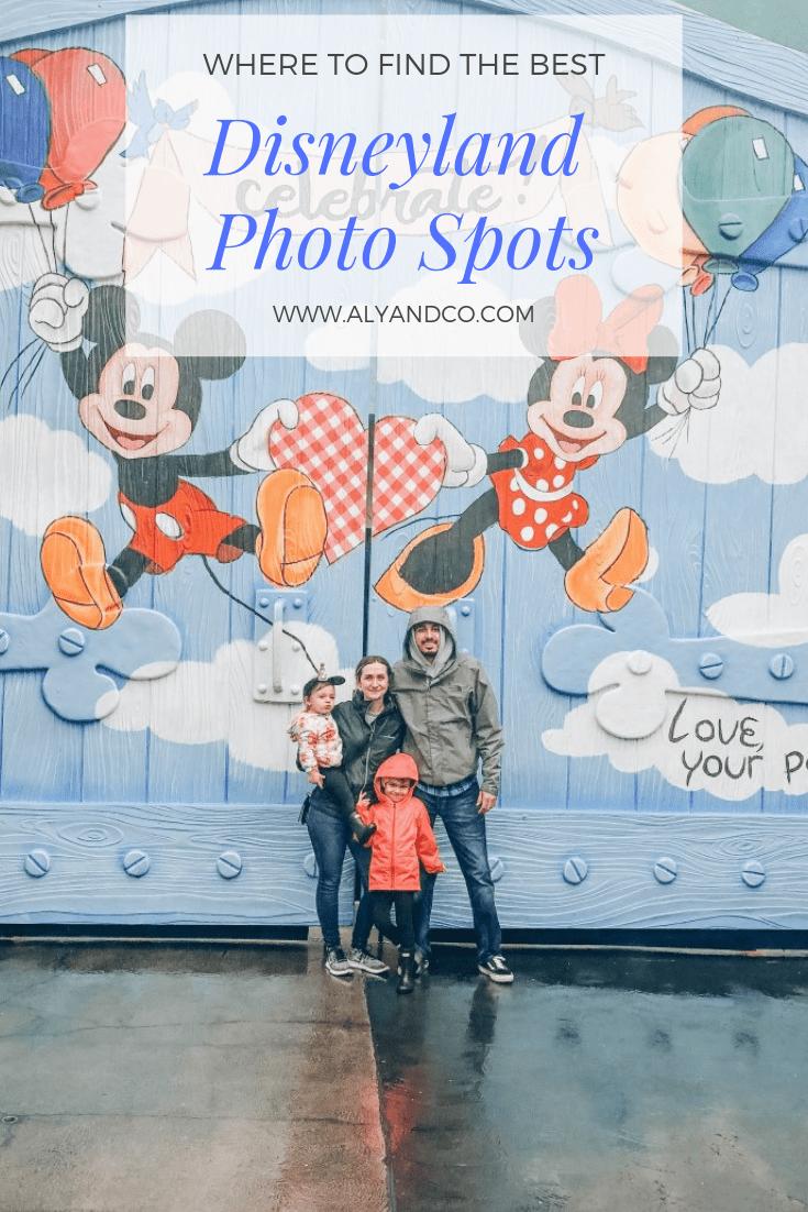 Photo of Die besten Fotopunkte bei Disneyland & CA Adventure